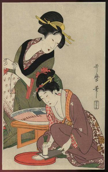 utamaro_1_kitagawa-no_series-grating_a_daikon_radish_repro-00031286-020605-f06